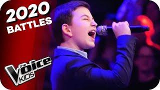 Guns N' Roses - Sweet Child O'Mine (Marc/Lilyana/Bjorn) | The Voice Kids 2020 | Battles