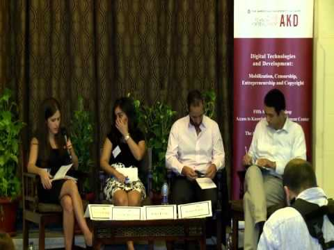 Fifth Annual Workshop of the Access to Knowledge for Development Center- Part 8