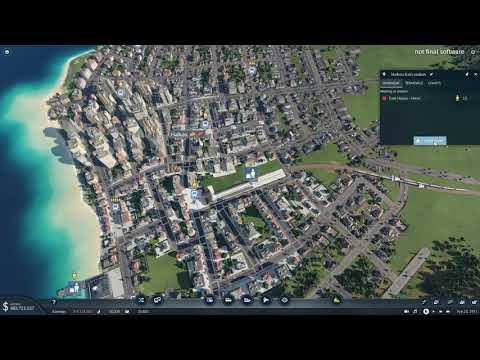 Transport Fever 2 [PC] In Depth Gameplay Showcase  
