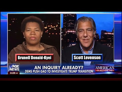 Dems Pushing for Inquiry on Trump Transition Team Selections - Brunell Donald-Kyei
