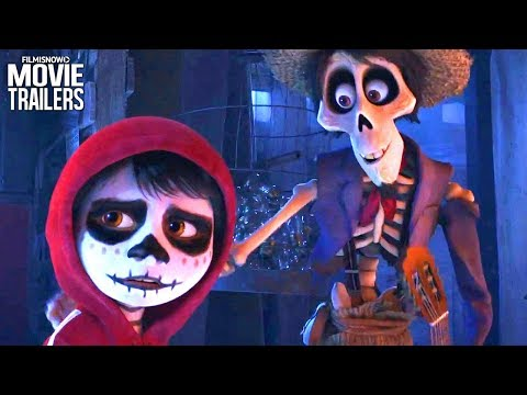 Find Your Voice with New COCO trailer from Disney Pixar