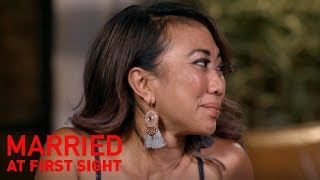 The Experts quiz Mark and Ning on their sex lives | MAFS 2019