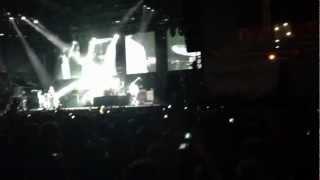 Blink 182 - I Miss You (LIVE) - Brisbane Soundwave 2013