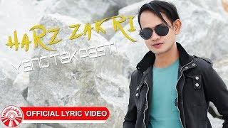 Harz Zakri - Yang Tak Pasti [Official Lyric Video HD] Mp3