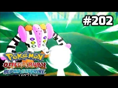 how to catch the regigas pokemon ruby