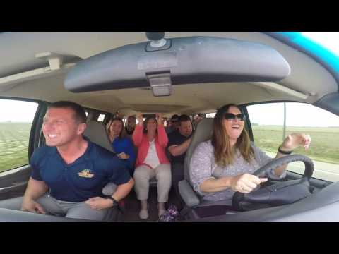 Car Pool Karaoke meets Realtor Property Tour