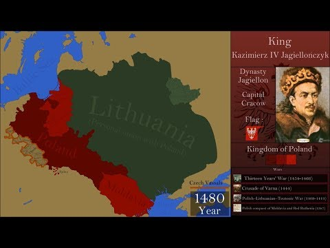 The History of Poland : Every Year