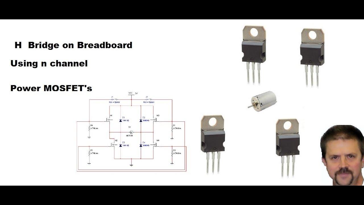 schematic diagram to breadboard image 4
