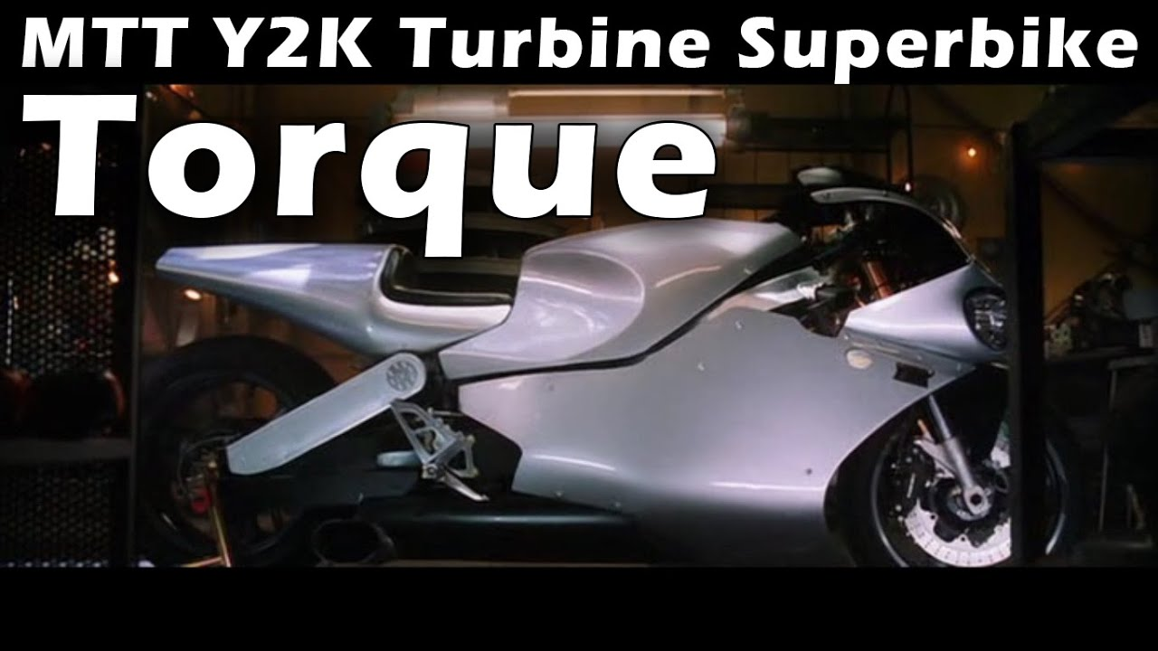 Famous Motorcycle. MTT Y2K Turbine Superbike - YouTube