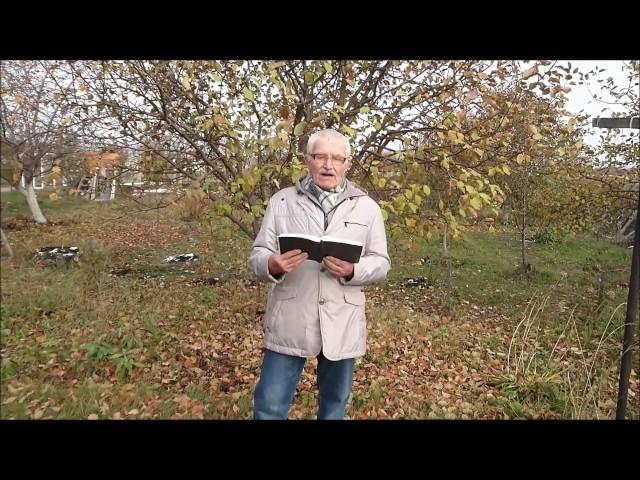 Изображение предпросмотра прочтения – ВладимирМураенко читает произведение «Мир электрона» В.Я.Брюсова