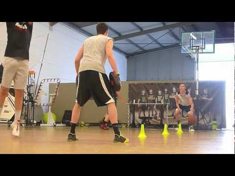 Basketball Development Training Program - Elite Athletes Group Workouts Off-Season 2012