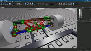 Next Generation Roblox Suspension Designing