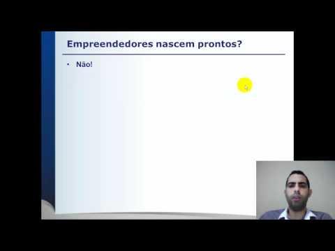 Conceitos básicos de empreendedorismo no Brasil e no mundo - parte 1