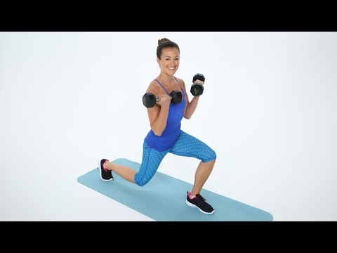 10 Full-Body Moves to Build Strength   Class FitSugar