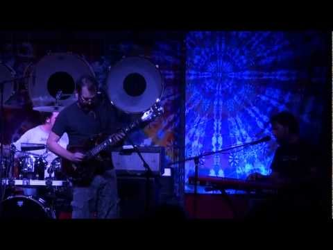 FORGOTTEN SPACE - The Wheel - The Live Oak Music Hall & Lounge (Ft. Worth, TX) - Oct 5, 2012