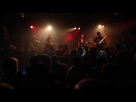 SKINLESS 'New song - SERPENTICIDE' @ Upstate Concert Hall 1-18-2014