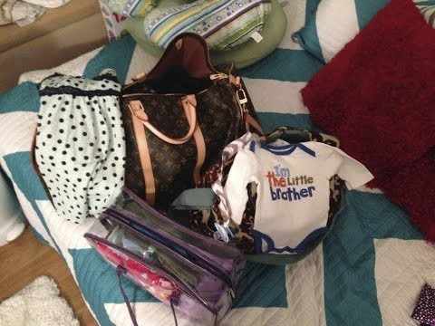 Labor/Delivery: Packing For The Hospital! In Depth Info with Maternity/Nursing Haul!!