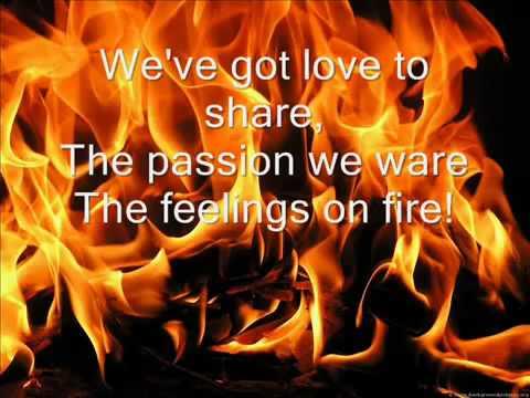 Akcent Ft Ruxandra Bar   Feelings On Fire Lyrics   YouTube