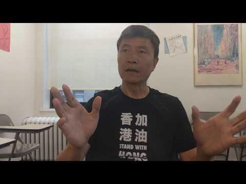 陈破空:天安门学运领袖周锋锁(2):中共不敢镇压香港,因为它自己违反协议,国际社会有理由干预