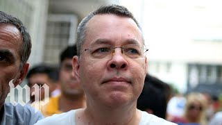 Who is Andrew Brunson?
