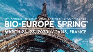 BIO-Europe Spring® | Europe's largest springtime partnering event