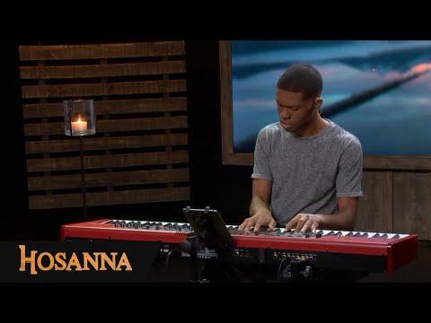 Steven Civil - Louange instrumentale au piano dans Hosanna - partie 1