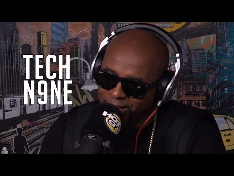 Tech N9ne Talks Being Compared to ICP,  Artists Stealing His Sounds & Possible Jay-Z & Nas Collab