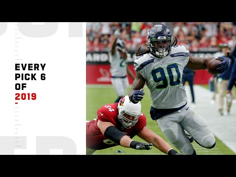 Every Pick 6 of 2019 | NFL Highlights