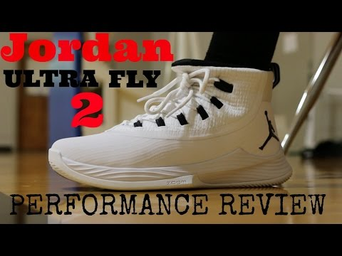 JORDAN ULTRA.FLY 2 PERFORMANCE TEST/REVIEW