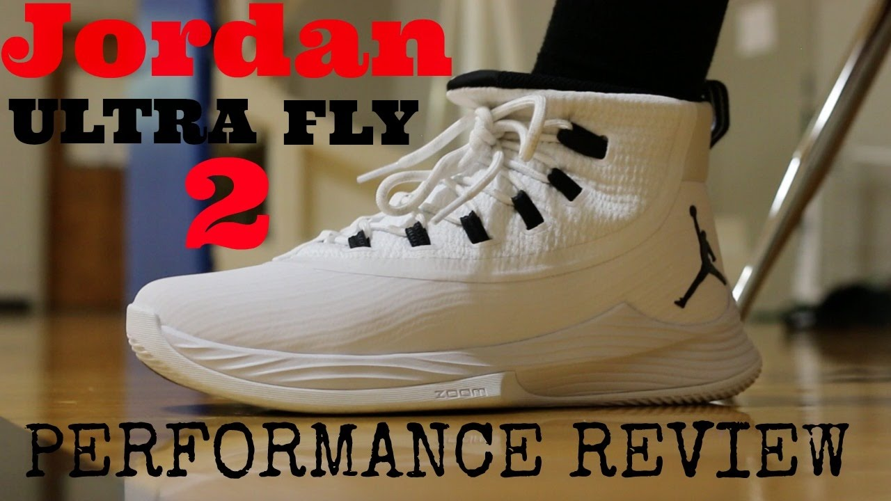 new style 79650 4c327 JORDAN ULTRA.FLY 2 PERFORMANCE TEST REVIEW