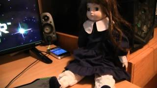EVP with Haunted Doll