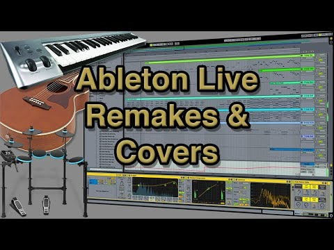 Eminem - The Real Slim Shady - Ableton Live Remake / Cover