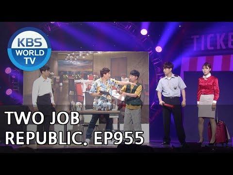 Two Job Republic I 투잡 공화국 [Gag Concert / 2018.07.07]