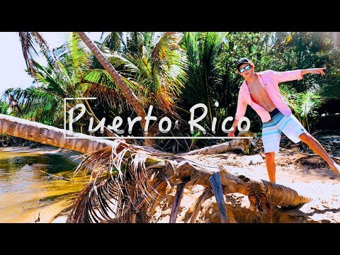 Explore- Puerto Rico // Carter Brown