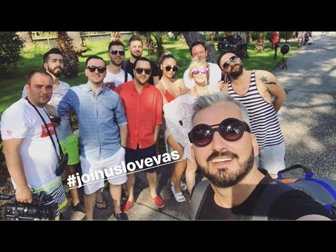 "Antalya 2017 - ""O sa mire"",  Eni & Greta Koci, Genc Prelvukaj"