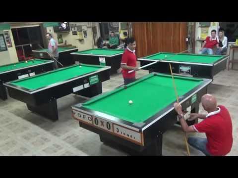 fofo x dionei 2016 steffen snooker bar