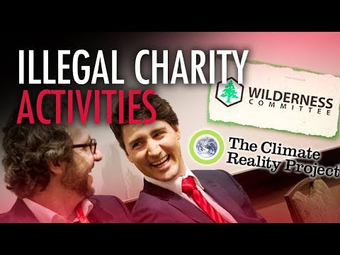 Liberals suspend audits of lawbreaking anti-pipeline charities | Ezra Levant