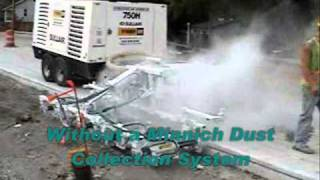 Video still for Minnich Drill Dust Collection System