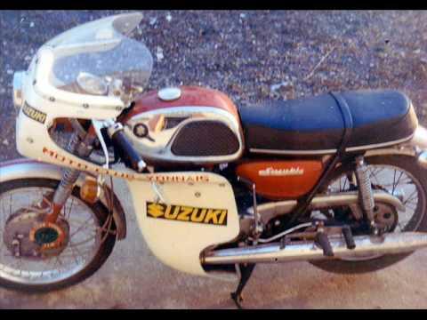 SUZUKI T20 250