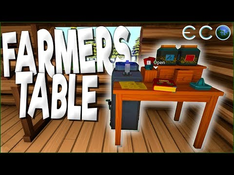 The Farming Table and Soil Tester - Eco ep4