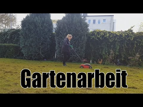 Unser Garten | Gartenarbeit | VLOG | Nici