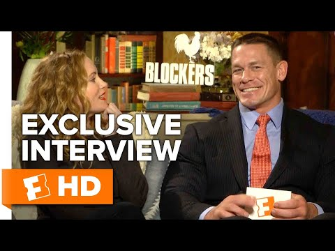 Guessing First Times with John Cena and the Cast of Blockers (2018) Interview | All Access