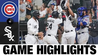Cubs vs. White Sox Game Highlights (8/27/21)