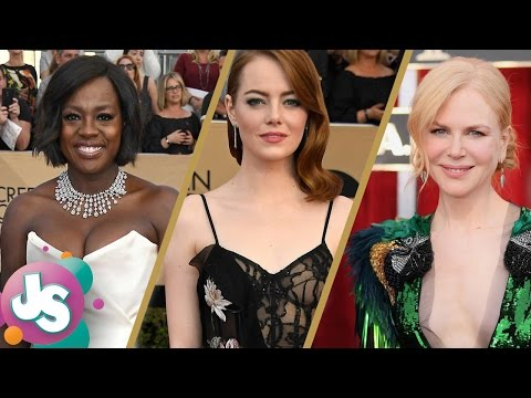 2017 SAG Awards Red Carpet Fashion: Best & Worst Dressed
