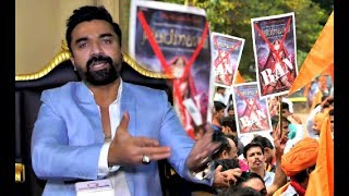 ajaz khan on padmavati controversy