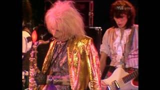 Hanoi Rocks played two dates (January 3 and 4, 1985) in Kulttuurita...