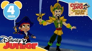 Captain Jake and the Never Land Pirates   The Forbidden City   Disney Junior UK