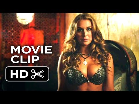 Machete Kills Movie CLIP - Killjoy (2013) - Alexa Vega, Sofía Vergara Movie HD
