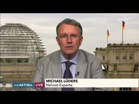 Michael Lüders über den Stellvertreterkrieg in Syrien 14.04.2018 - Bananenrepublik