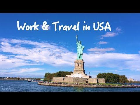 Episode-Trailer|Work and Travel in USA 美國打工旅遊 |2017